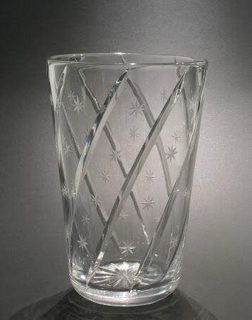Impressive Cut Vase pat. C467