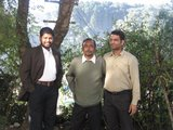 ME WITH MR.RISHI KANT AND ASHISH DA