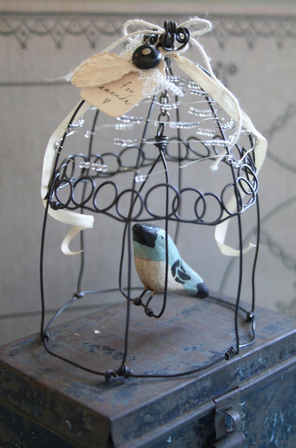 Wire Bird Cage Wiring Diagrams Box Map 236x300 2000 Lincoln Towncar Battery Junction Fuse Diagram The Adventures Of Bluegirlxo Artful Thursdays 17 Rh Theadventuresofbluegirlxo Blogspot Com