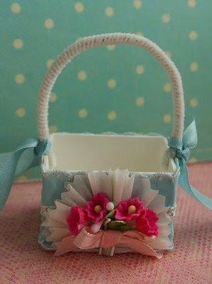 The adventures of bluegirlxo artful thursdays 8 nut - Easter basket decorating ideas ...
