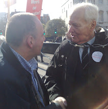 Meeting Tony Benn
