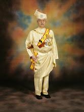 Yang di-Pertuan Besar Negeri Sembilan DYMM Tuanku Muhriz ibni Almarhum Tuanku Munawir