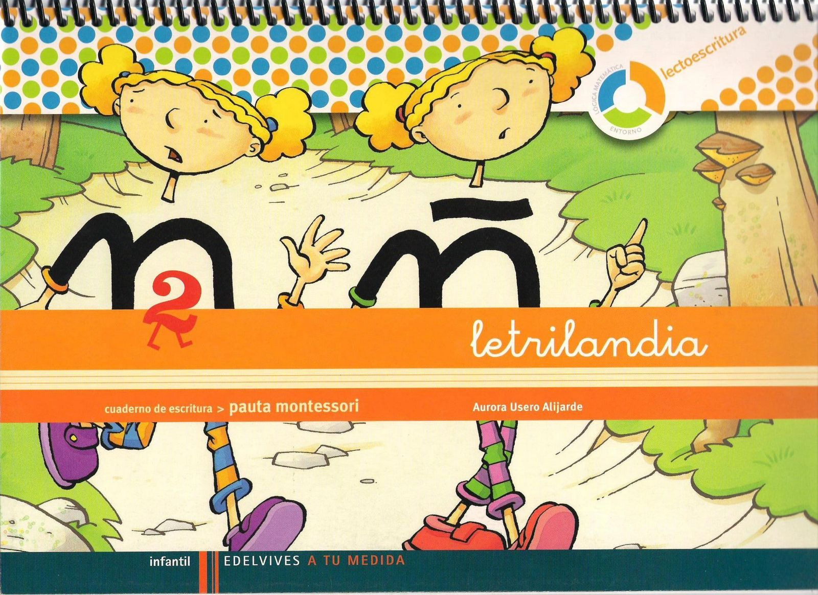 Cuadernos letrilandia