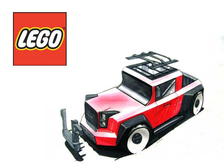 V Ling: ..thats right...lego car