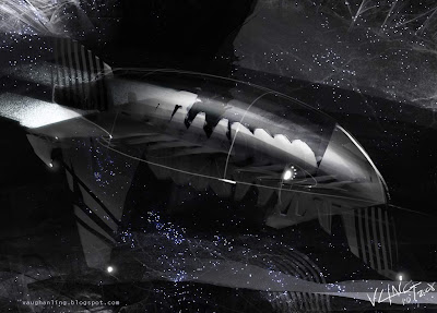 Nightly 37 - Fishbone ship