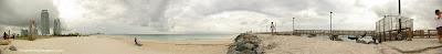 V Ling: Beach today