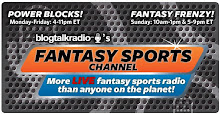 THE FANTASY SPORTS CHANNEL