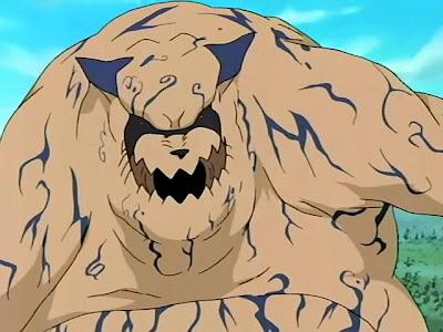 Kuchiyose • Bijuu (Invocação • Monstro com Cauda) Gaara-shukaku