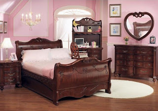 Disney princess cherry bedroom