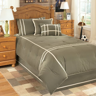 Kids weston bedding set