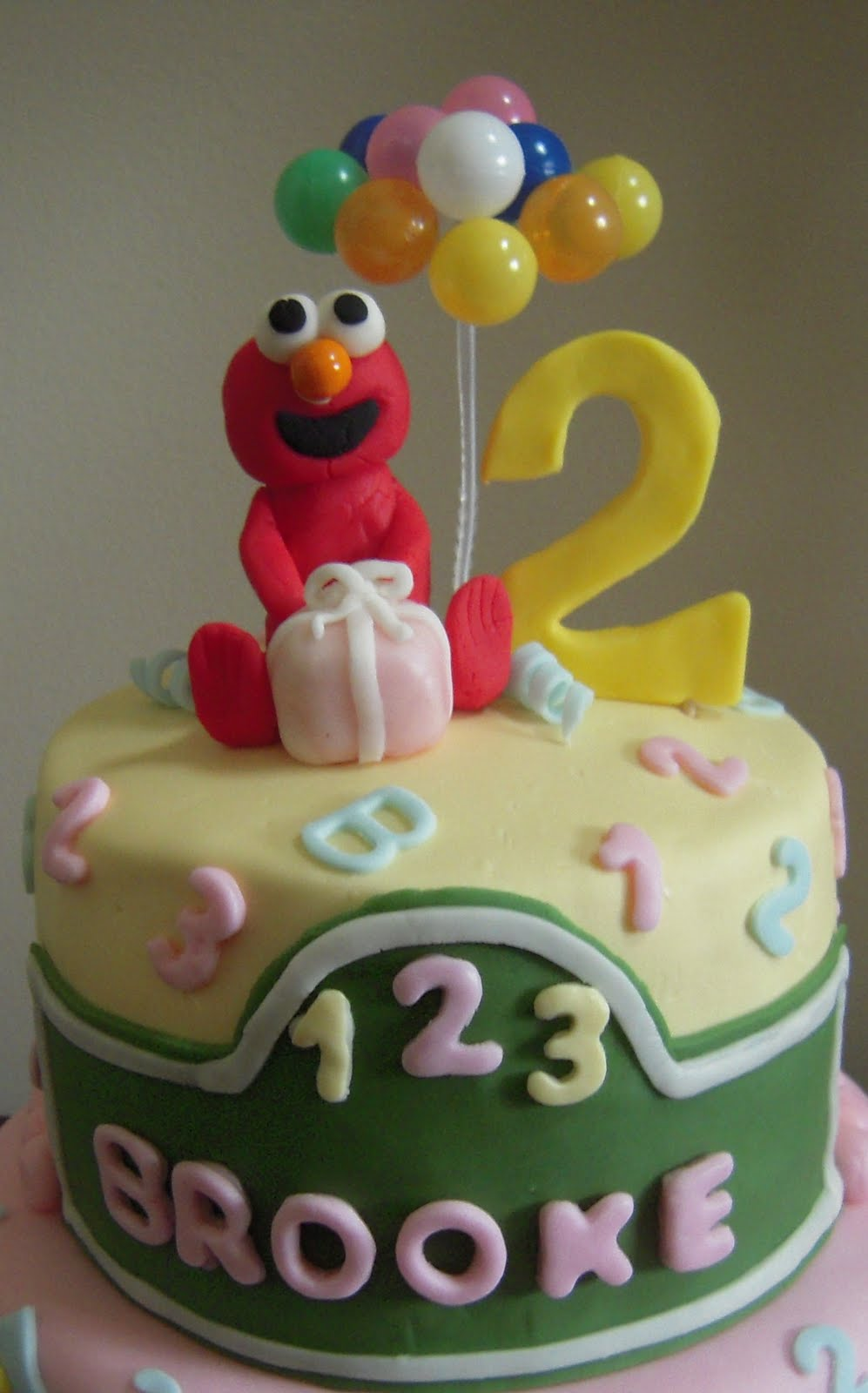 Elmo Birthday Cake Safeway Image Inspiration of Cake and
