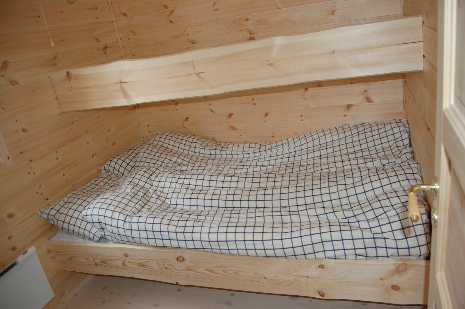 bygge seng