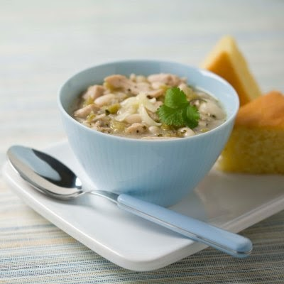 Chez Crenshaw: White Chicken Chili