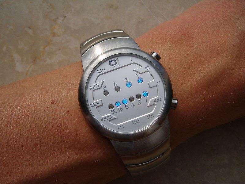 Reloj Binario  1c23b2188110