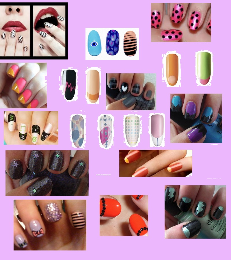 Nail art for sassy young adults! - BEAUTY 101