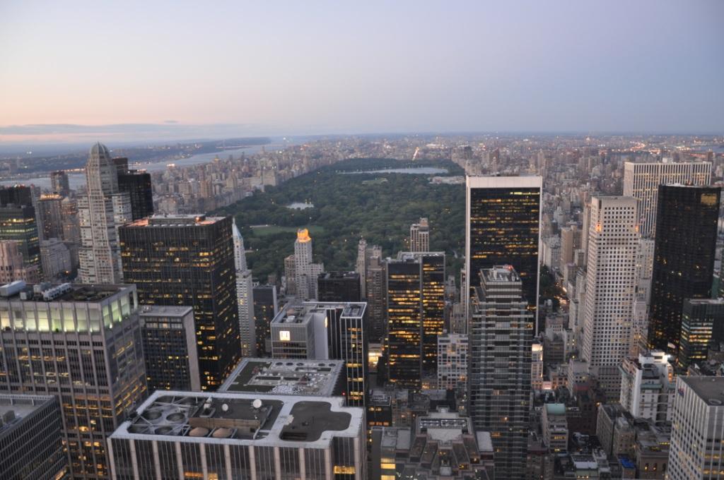 Viagem afora os impressionantes pr dios de nova york for 70 park terrace east new york ny
