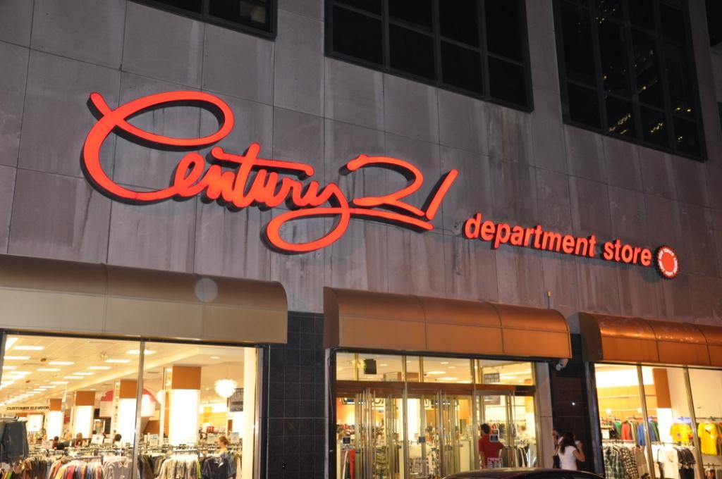 Viagem Afora Outlets Em Nova York E Em New Jersey