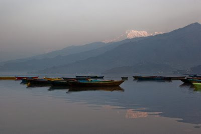 Morning, Phewa Lake