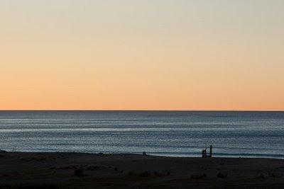 Dawn at Flounder Bay