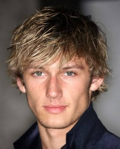 ... Styles - Men's Haircuts: The Alex Pettyfer Surfer Hairstyles Haircuts