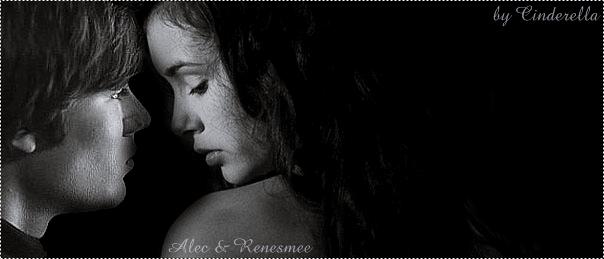 Alec Renesmee My Fan Art Alec And Renesmee 14780118 604 259