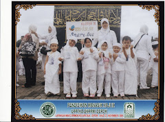 giant bee club goes to manasik haji