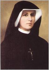 Santa Faustina Kowalska (1905-1938) canonizada por el Papa Juan Pablo II el 30 de Abril del 2000.