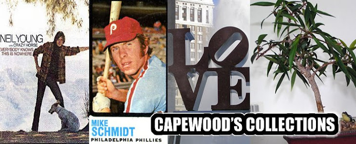 Capewood's Collections