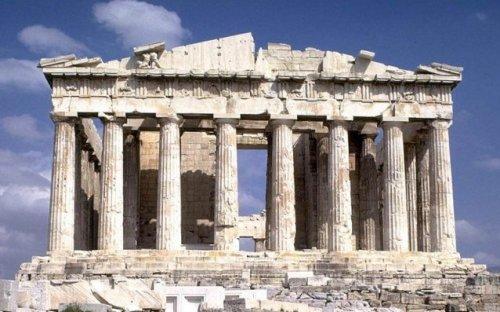 A la luz de tu mirada grecia antigua arquitectura for Arquitectura de grecia