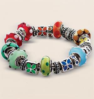 Pandora Jewelry Travel Case
