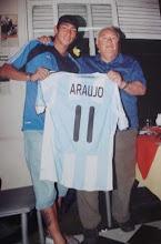 Sergio Araujo y Ramón Maddoni