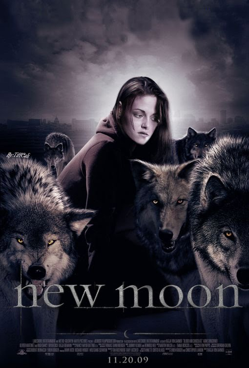 Preview for the movie new moon
