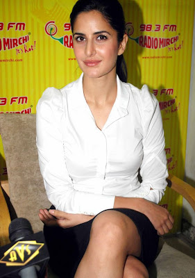 images of Midnight In India Katrina Kaif At Radio Mirchi Hot