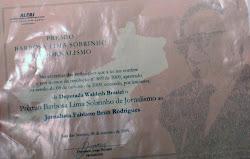 PRÊMIO BARBOSA LIMA SOBRINHO DE JORNALISMO
