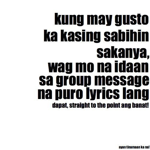 patama quotes sa mga manhid - photo #1