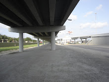 Under d bridge