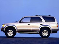 Toyota 4runner review