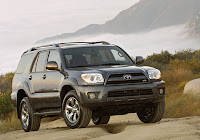 my Toyota 4runner