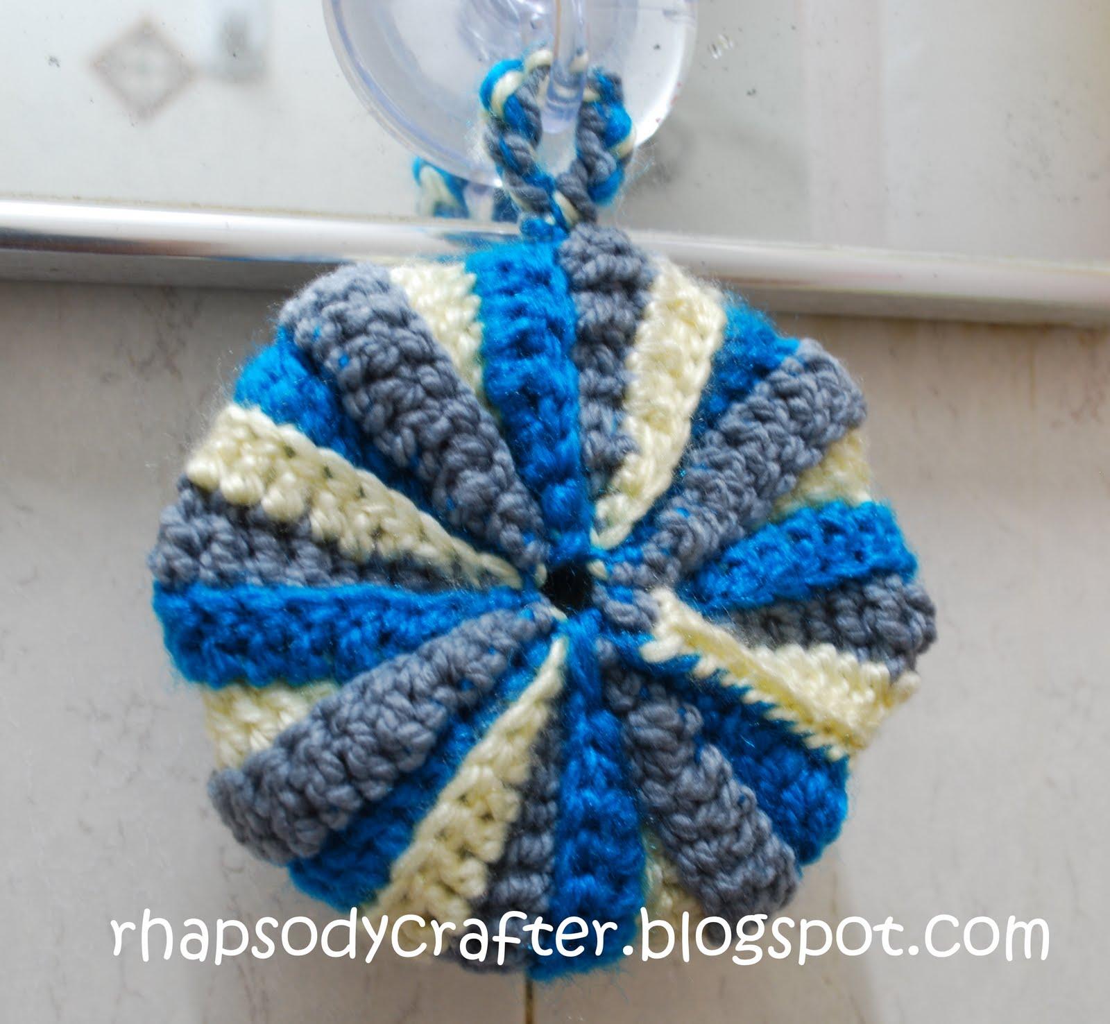 Crochet Dish Scrubbies Pattern Unique Decoration