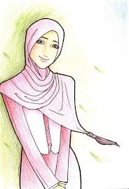 KeAyuan Muslimah Sebenarnya, Seeloknya dan.....DaRi Tirai Mata Diriku...