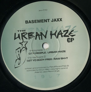 basement jaxx raw s#it record centre