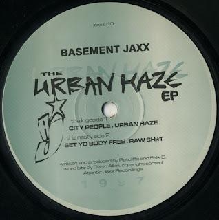 basement jaxx raw s#it record centre