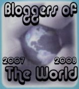 Bloggers of the World Award