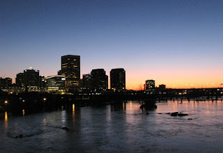 Richmond Sunrise, by Judy Smith