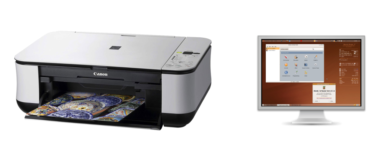 Use the canon print inkjet/selphy app for fast wireless printing direct from your smart device