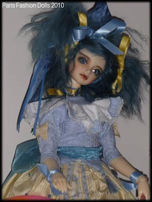 Paris Fashion Doll 2010 Diapositive7