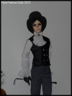 Paris Fashion Doll 2010 Diapositive11