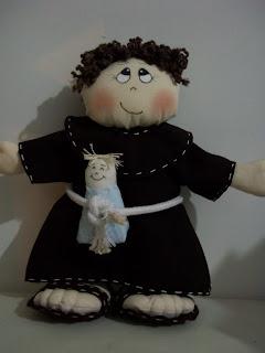 boneco santo antonio