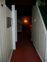 painted entrance hall
