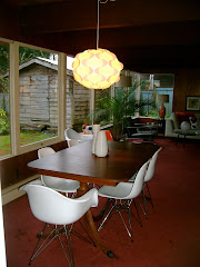 another view of some of my new dining room furniture
